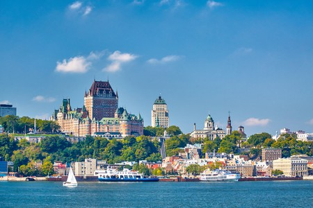 There's plenty of reasons to visit Quebec City