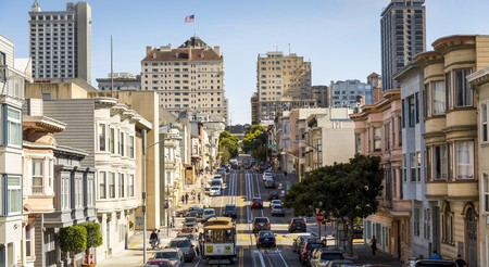 Immerse yourself in San Francisco's history with a cable car ride