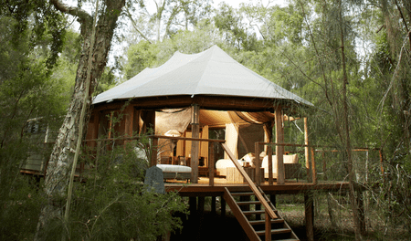Get away from it all with a glamping trip in New South Wales