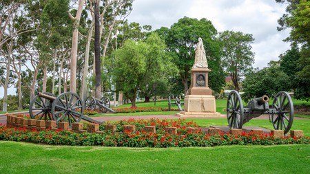 Take a stroll through Kings Park and the Botanical Gardens while you're in Perth