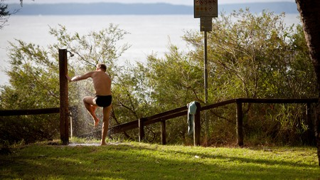 Experience life in the great outdoors with a camping trip in Jervis Bay