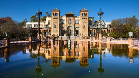 The Museo de Artes y Costumbres Populares is one of many fascinating museums in Seville