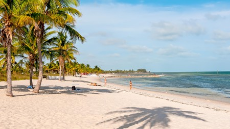 Key West is home to some of Florida's most relaxed and spectacular beaches