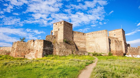 Thessaloniki's Heptapyrgion Fortress is one of the city's must-visit sites