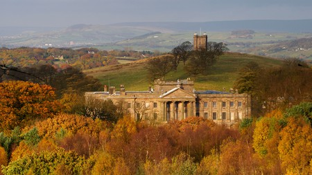 Lyme Hall Autumn is worth visiting at any time of year