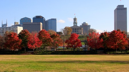 Nashville is a hop, skip and a jump away from some incredible green spaces