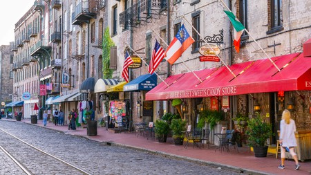 Savannah is a particularly family-friendly city