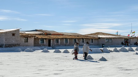 For a life-changing adventure, visit the Uyuni Salt Flat in Bolivia