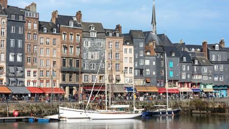 Honfleur Harbour, Honfleur, Normandy