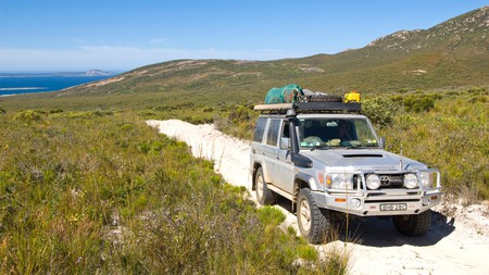 Perth is known for its wild and rugged off-roading