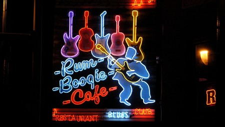 Head a night you won't soon forget at Rum Boogie Café and Mr Handy's Blues Hall