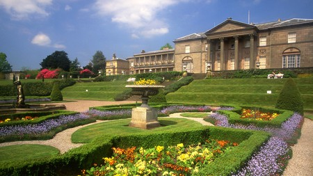 At Tatton Park, a 19th-century stately home is flanked by 1,000 acres of deer park and 50 acres of landscaped garden