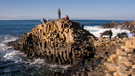 The Giant's Causeway is just one spectacular sight in Ireland