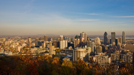 Beautiful views abound in Montreal, along with exciting adventures