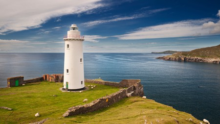 Bere Island is one of the atmospheric islands to explore near Cork