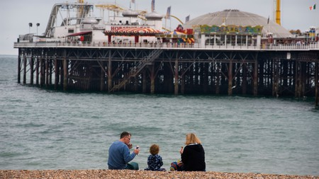 Brighton is a family-friendly place with activities everyone will love