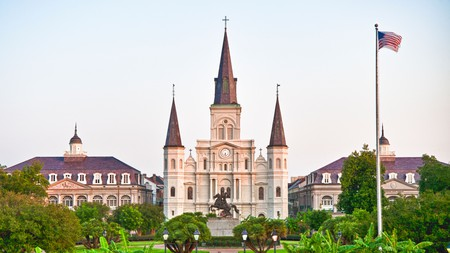 St. Louis Cathedral is one of the many sites you won't want to miss in New Orleans