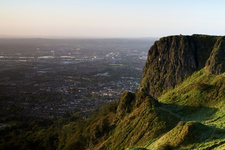 A hike up Cave Hill is among the best things to do in Belfast, Northern Ireland