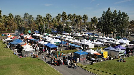 Long Beach is home to a variety of farmers' markets year-round