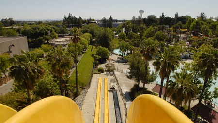 Raging Waters has taken over WaterWorld USA, and are remodeling the park and its facilities at Cal Expo