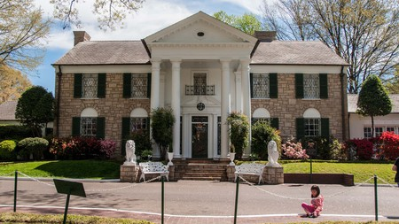 Be sure to visit Elvis Presley's home and museum at Graceland