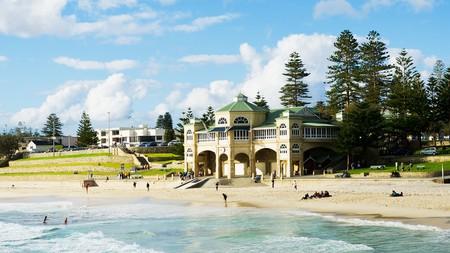 Perth has plenty of great beaches along its perennially sunny shores
