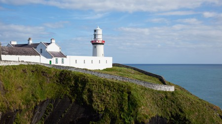 Galley Head lighthouse, in Co Cork, is just one of many on the island of Ireland that you can now stay in