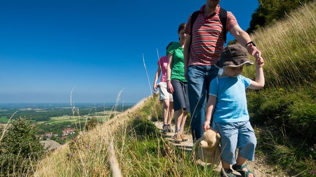 Devil's Dyke is a beautiful place to explore with the whole family