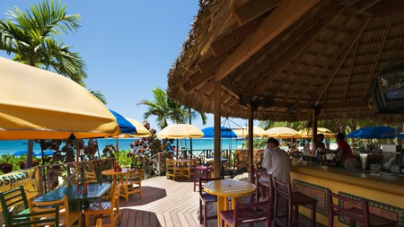 Montego Bay's restaurants boast fresh fish, classic Jamaican dishes and phenomenal views