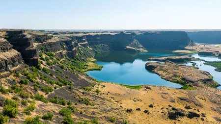 Be at one with nature at Sun Lakes-Dry Falls State Park