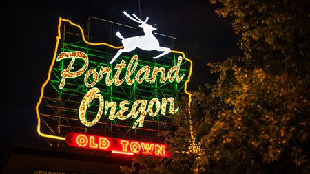 Portland, Oregon, has a thriving nightlife scene, from bars to arcades