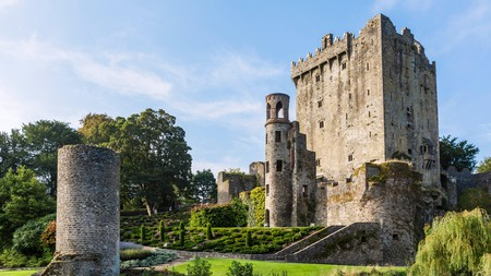 Castles are a standout feature of Cork's stunning landscapes