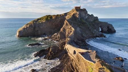 There are plenty of beautiful hiking opportunities in the San Juan de Gaztelugatxe peninsula