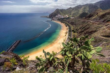 Playa de las Teresitas is one of the top attractions in Santa Cruz, Tenerife