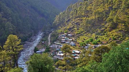 Netwar Village is just 12 kilometers away from Mori Sankari Village