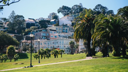 The Mission district is one of San Francisco's most vibrant neighborhoods