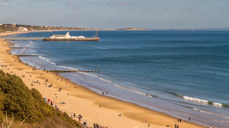 Bournemouth is the quintessential seaside stopover, with great beaches and decent places to stay