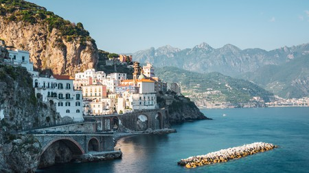 Driving the Amalfi Coast is a one-of-a-kind experience