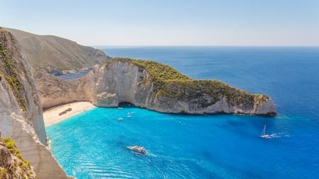 Zakynthos is one of many Greek islands that sit beneath the radar of mass tourism