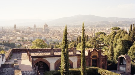 A stay in Tuscany is the quintessential romantic holiday