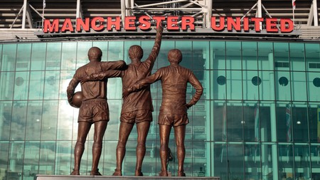 Manchester is known around the world for its love of football