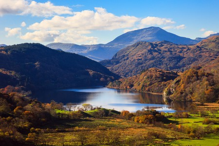 Beautiful camping destinations, including Snowdonia, are within easy reach of Liverpool