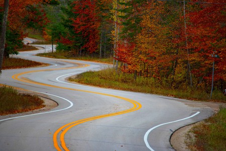 From the comfort of your car, enjoy the scenery and charm of Wisconsin