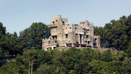 Gillette Castle State Park in East Haddam is home to this architectural gem