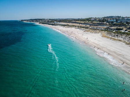 Heading to a sunny stretch of sand – like Leighton Beach – is just one of the best ways to enjoy your trip to Perth