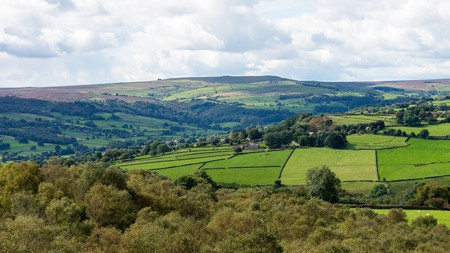 Outdoor lovers should head for the beautiful Yorkshire countryside