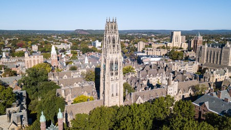 The Yale University campus is just the tip of the iceberg when it comes to attractions in New Haven, Connecticut