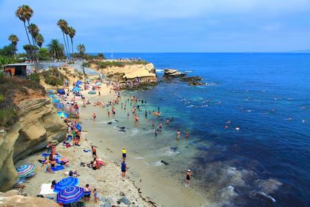 USA, California, La Jolla Cove
