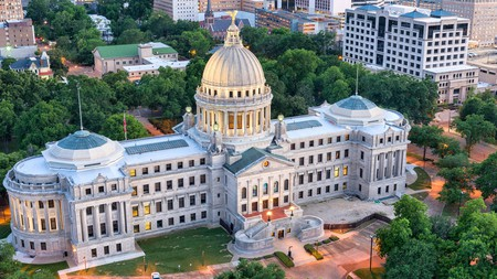 Exciting day trips from Memphis include a visit to the Mississippi capital, Jackson