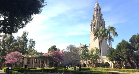 The architectural magnificence on display at Balboa Park